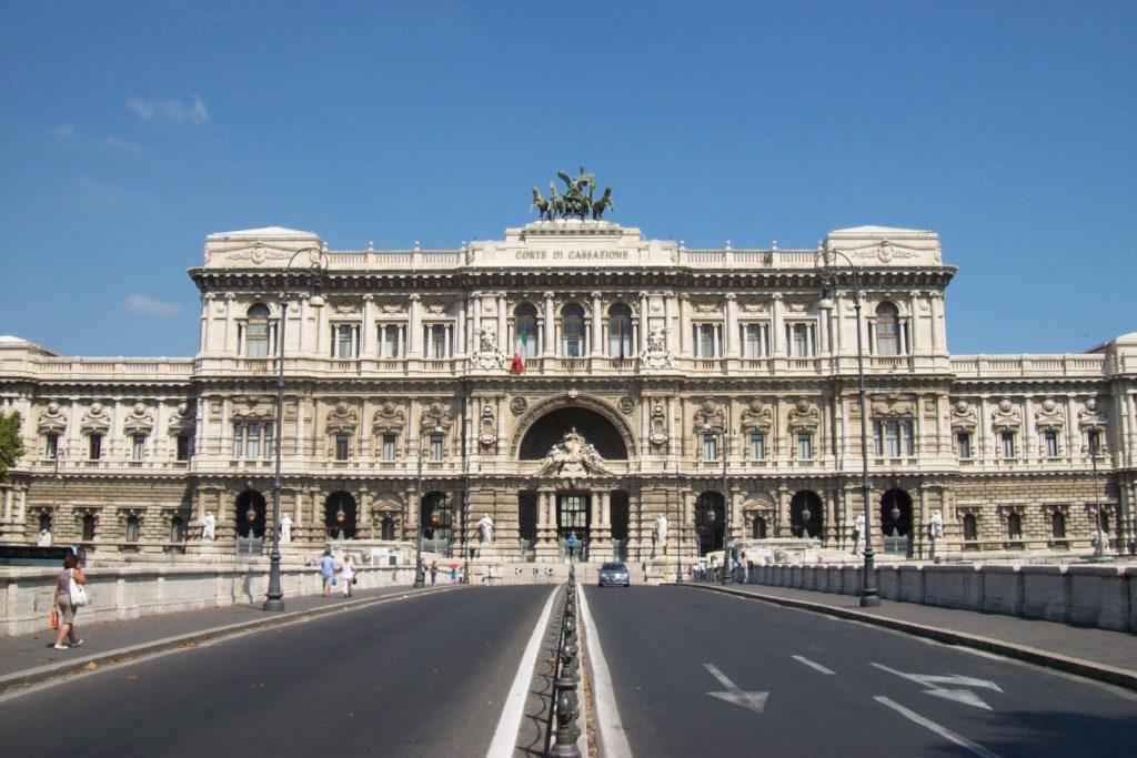 Corte Supreme di Cassazione
