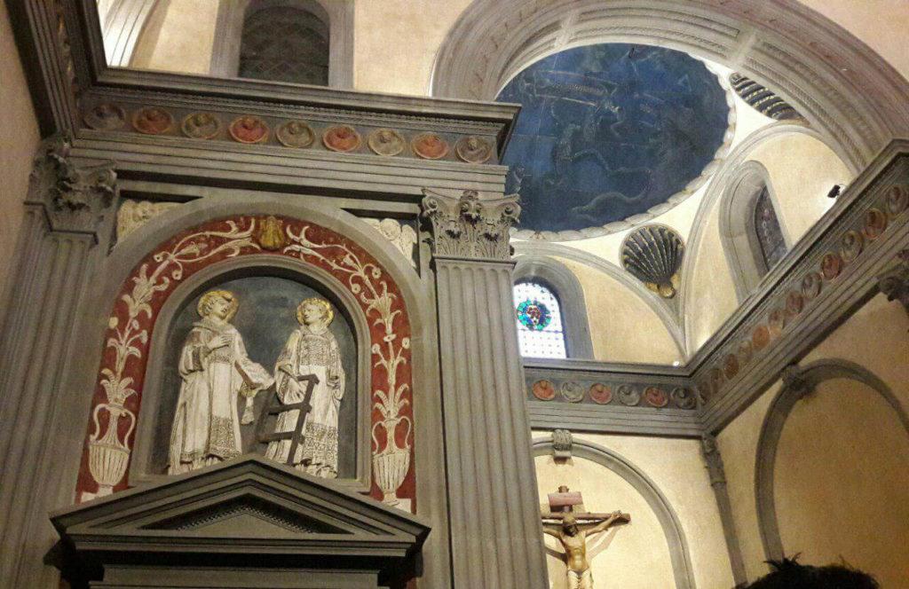 Sagrestia Vecchia, Florence