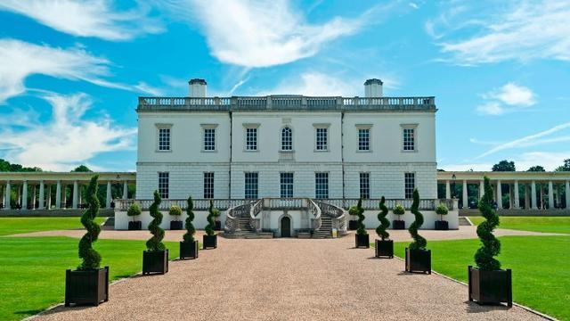 Queen's House, Greenwich, London
